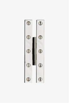 "Harpswell 4 1/2"" Hinge STYLE: HWHW01"