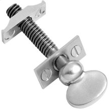 "Urban Brass Sash screw, 4 1/16"" / 3/8"" thread"