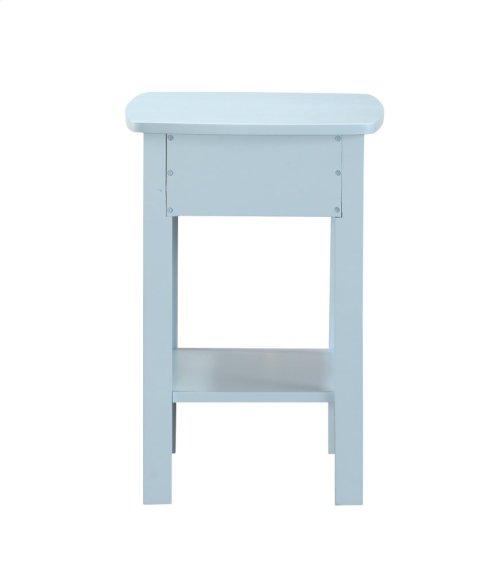Emerald Home Home Decor 1 Drawer Nightstand-pastel Blue B343-04blu