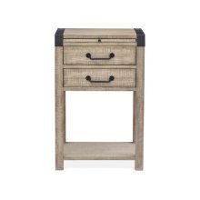Open Nightstand (no touch lightining control)
