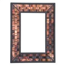 Rushton Iron Wall Mirror
