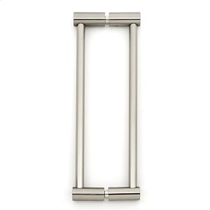 Contemporary I Back-to-Back Pull G715-8 - Satin Nickel