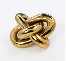 Wynn Knot Brass