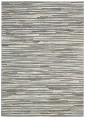 CAPELLE CPEL1 SIL RECTANGLE RUG 5'3'' x 7'4''