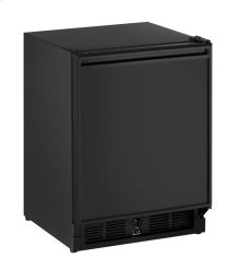 "Ada Series 21"" Ada Combo® Model With Black Solid Finish and Field Reversible Door Swing"