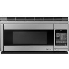 "Heritage 30"" Over the Range Convection Microwave Hood in Black"