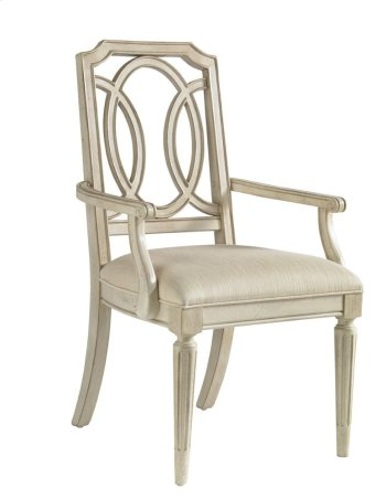 Provenance Arm Chair - Linen Product Image