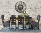 Industrial Truss & Strap Dining Product Image