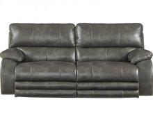 Sheridan Power Headrest Power Lay Flat Reclining Sofa