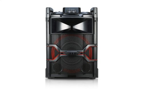 400W Speaker System with Bluetooth Connectivity