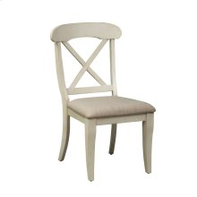Uph X Back Side Chair (RTA)