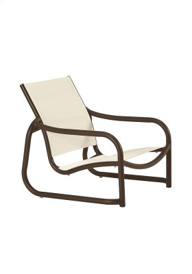 La Scala Relaxed Sling Sand Chair