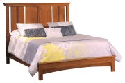 Great Lakes Queen Sleigh Bed Product Image