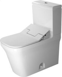 P3 Comforts Two-piece Toilet For Sensowash®