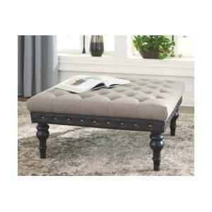 Ashley Furniture Oversized Accent Ottoman