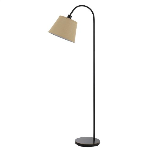 60W Covington Metal Floor Lamp