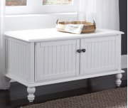 Blanket Chest Beach White Product Image