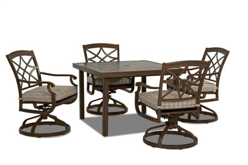 Trisha Yearwood Outdoor 42 Dining Table
