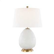 Table Lamp - Blanche