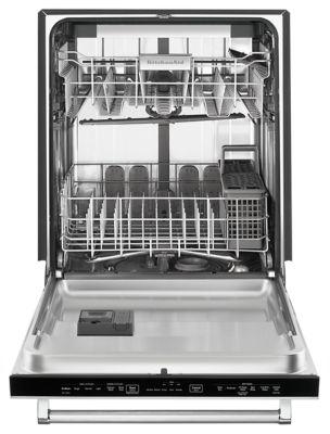 KDTE204EPA Kitchenaid 46 dBA Dishwasher with ProScrub ...