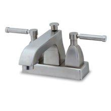 Deco Centerset Lavatory Faucet - Oil Rubbed Bronze - PVD