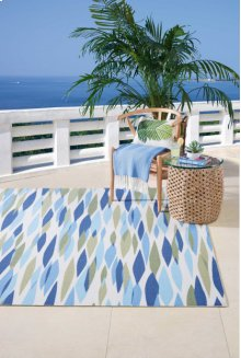 Sun N' Shade Snd01 Seagl Rectangle Rug 6'6'' X 9'6''