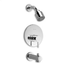 Serin Bath/ Shower Trim Kits - Polished Chrome