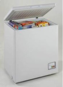 Model CF145 - 5.3 Cu. Ft. Chest Freezer - White