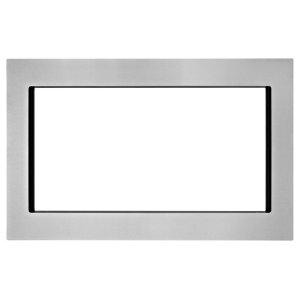 Whirlpool30 in. Microwave Trim Kit Fingerprint Resistant Stainless Steel