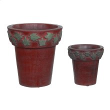 Old Fashion Flower Pots