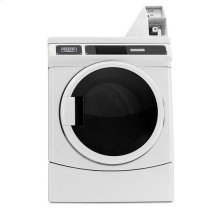 Maytag® Commercial Single Load, Super Capacity Gas Dryer - White