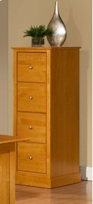Alder 4 Drawer File Product Image