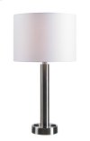Hemlock - Table Lamp - 2 Outlets