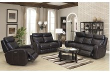 Austin MP21823 Power Sofa, Loveseat & Chair with Power Headrests