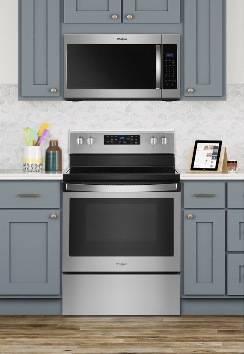 Wmh31017hs In Stainless Steel By Whirlpool In Sturbridge Ma 17
