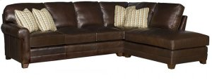 WINSTON LAF ONE ARM SOFA, WINSTON CORNER CHAIR, WINSTON RSF BUMP CHAISE