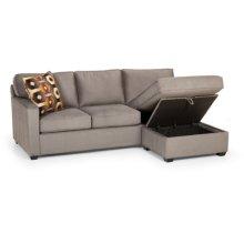 403 Storage Chaise Sleeper
