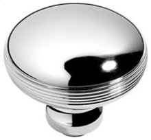 """Antique Brass Unlacquered Contour door knobs pair, 2 1/4"""" diameter"""