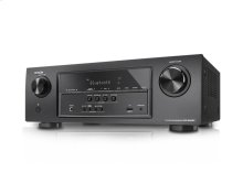 Built-in Bluetooth 5.2 channel; 140 watts per channel 5 HDMI Inputs/1 Out