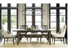 Chelsea Kitchen Table - Brownstone Product Image
