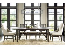 Chelsea Kitchen Table - Brownstone