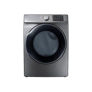 Samsung7.4 cu. ft. Gas Dryer in Platinum