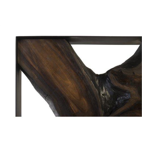 Maki Screen, Iron Frame