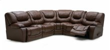 Santino Reclining Sectional
