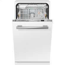 G 4780 SCVi AM Fully integrated dishwashers with hidden controls, cutlery tray, custom panel handle ready, ADA Compliant