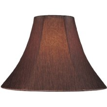 """Red Bell Shade - 7""""TX18""""BX12.50""""SL"""