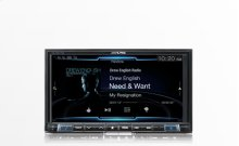 7-Inch Mechless Navigation Receiver