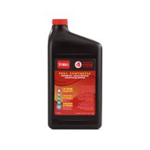 Toro Full Synthetic Oil SAE30/10W30 (32oz.) (Part # 117-0066)