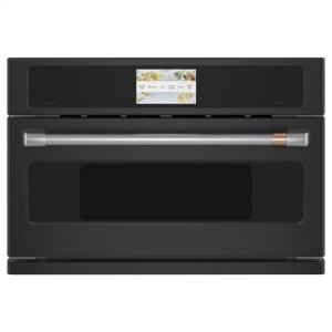 "CafeCafe 30"" Smart Five in One Wall Oven with 240V Advantium ® Technology"