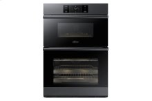"""30"""" Combi Wall Oven, Graphite Stainless Stee"""